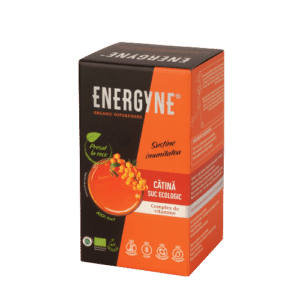 Catina suc ecologic Energyne - 2 L